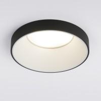 Встраиваемый точечный светильник (112 MR16) белый/черный