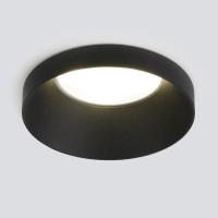 Встраиваемый точечный светильник (111 MR16) черный