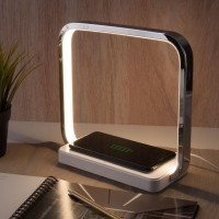 Настольный светодиодный светильник 80502/1 хром