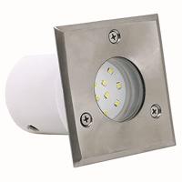 Грунтовый светодиодный светильник  İNCİ 079-004-0002 HL941L 1.2W