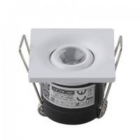 Светодиодный светильник LAURA 016-038-0001 1W Белый 4200K