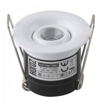 Светодиодный светильник SILVIA 016-039-0001 1W Белый 4200K