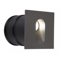 Встраиваемый светодиодный светильник Maytoni Via Urbana O022-L3GR