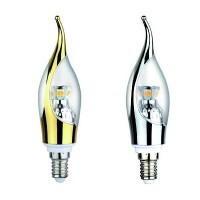 Светодиодная лампа свеча  Q66