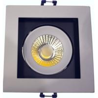Поворотный светодиодный светильник QF L6430-8
