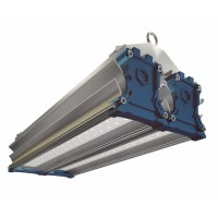 Промышленный светодиодный светильник RS PRO 55х2 (Г)