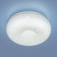 Встраиваемый потолочный светодиодный светильник 9910 LED 8W WH белый