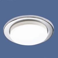 Встраиваемый точечный светильник 1035 GX53 CH хром