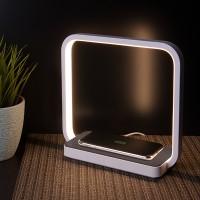 Настольный светодиодный светильник 80502/1 коричневый