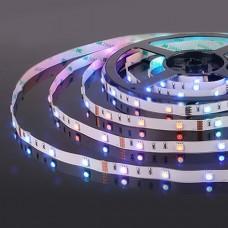 Светодиодная лента Elektrostandard 5050/30 LED 7.2W IP20 Мульти свет RGB (5 метров)