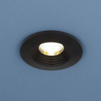 Точечный светодиодный светильник 9903 LED 3W COB BK черный