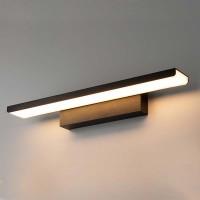 Настенный светодиодный светильник Elektrostandard Sankara LED  (MRL LED 16W 1009) черный