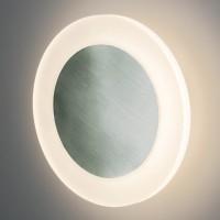 Настенный светодиодный светильник 40140/1 LED серебро