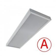 Аварийный офисный светодиодный светильник  RS LPO 45/4000R
