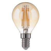 Лампа светодиодная Elektrostandard Classic F 6W 3300K E14 ретро
