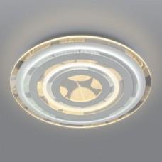 Потолочный светодиодный светильник с пультом управления 90220/1 белый