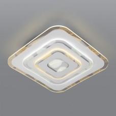 Потолочный светодиодный светильник с пультом управления 90222/1 белый