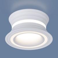 Встраиваемый потолочный светильник 7013 MR16 WT белый
