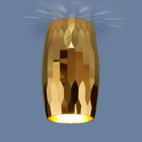 Накладной потолочный светильник DLN104 GU10 GD Золото