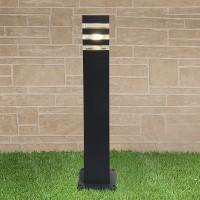 Ландшафтный светильник 1550 TECHNO black черный
