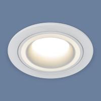 Встраиваемый точечный светильник 1081/1 MR16 WH белый