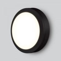 Настенный светодиодный пылевлагозащищенный светильник LTB51 4200К чёрный