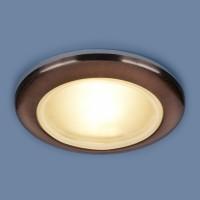 Влагозащищенный точечный светильник Elektrostandard 1080 MR16 RAB медь