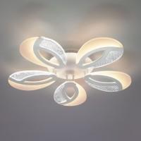 Светодиодный потолочный светильник с пультом управления 90140/5 белый 70w