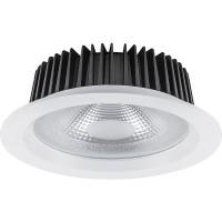 Светодиодный светильник Feron AL251 встраиваемый 12W 4000K , 90 градусов , белый 32609