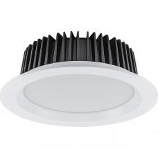 Светодиодный светильник Feron AL253 встраиваемый 30W 4000K , 90 градусов , белый 32627