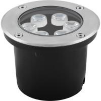 Светодиодный светильник тротуарный (грунтовый) Feron SP4112 6W 2700K 230V IP67 32015