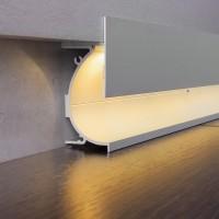 Профиль для светящегося плинтуса и встраиваемых светильников Elektrostandard 7023259 Линия света