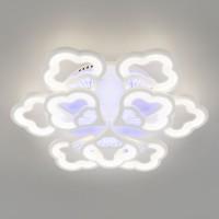Люстра светодиодная с пультом 90141/9 (80W) Белый