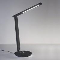 Настольный светодиодный светильник Brava черный (TL90530)