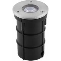 Светодиодный светильник тротуарный (грунтовый) Feron SP4313 Lux 1W 3000K 230V IP67 32067