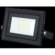 Прожектор Gauss LED Qplus 20W IP65 6500К черный