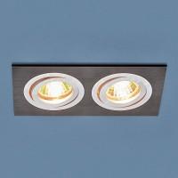 Точечный светильник Elektrostandard 1051/2 BK черный