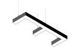 Светильники Е-образные