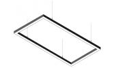 Светильники прямоугольные