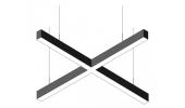 Светильники X-образные