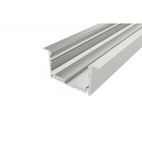 Профиль врезной алюминиевый LC-LPV-3263-2 Anod