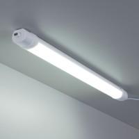 Пылевлагозащищенный светодиодный светильник Elektrostandard LTB35 60 см 18Вт белый