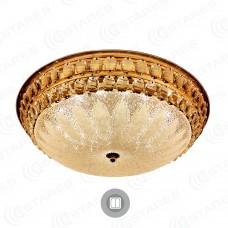 Управляемый светодиодный светильник on/off SAHARA GOLD 72W R-510-WHITE-220-IP20