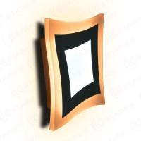Светодиодный светильник, бра Geometria quarto 18W